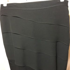 Fancy Ruffle Skirt by Ann Taylor Holiday Wear 💕